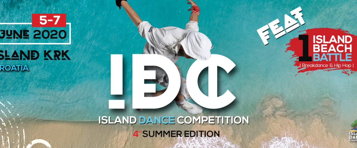 ISLAND DANCE COMPETITION 2020 SUMMER FB COVER
